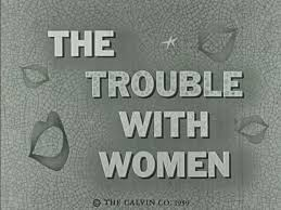 trouble with women
